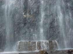 Cascada de la india Carú