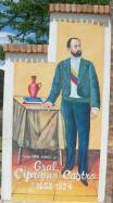 Mural de Cipriano Castro
