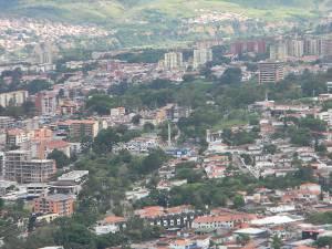 vista de San Cristóbal