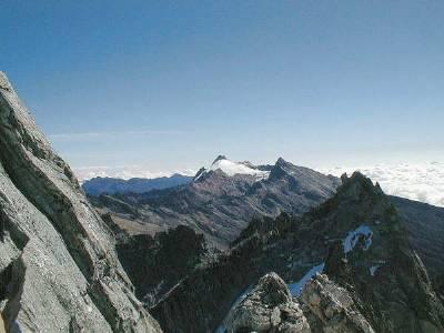 Pico Humboldt Glaciar Universidad