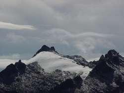 Picos Humboldt y Bompland