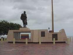 Monumento a la bandera Vela de Coro
