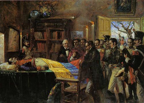 Simón Bolívar Venezuela Tuya