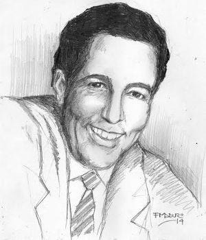 Andrés Alberto Ravell Cariño Nace en San Felipe, estado Yaracuy, el 30 de noviembre de 1901 y muere en Caracas el 4 de agosto de 1960 a la edad de 58 años. - alberto_ravell