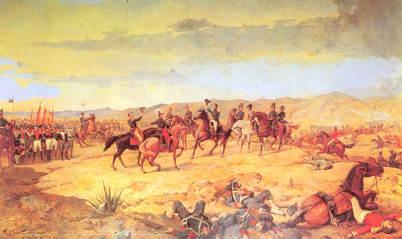 Martín Tovar y Tovar: Batalla de Ayacucho