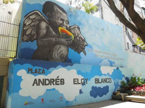Píntame angelitos negros deAndrés Eloy Blanco