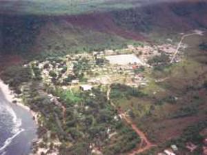 La población de Canaima