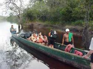 Canoa India