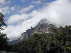 Tepuy en Canaima
