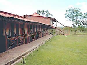 El Campamento Parakaupa