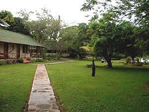 Jardines, Campamento Parakaupa