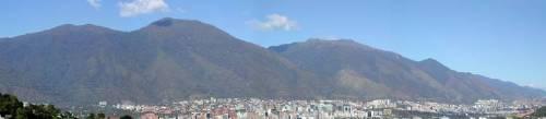 El Ávila, pico Occidental y Oriental en todo su esplendor
