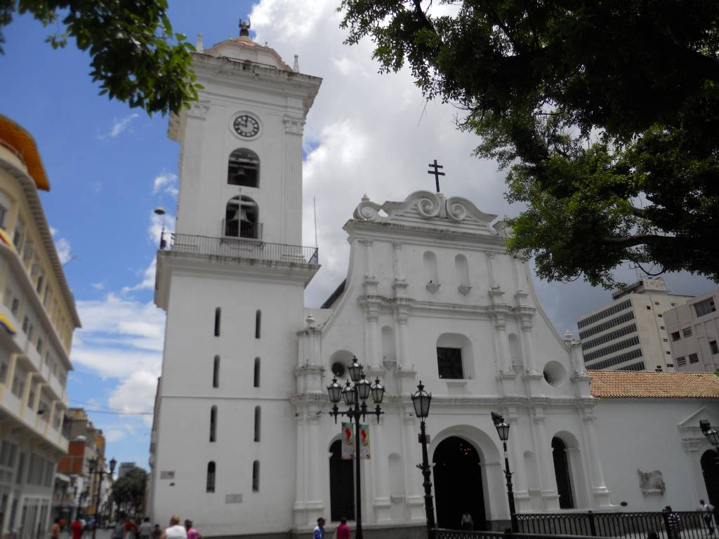 Iglesias de Caracas - Venezuela Tuya