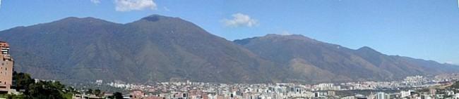 El Este de Caracas y el Ávila