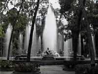 Fuente Venezuela en el Parque Los Caobos