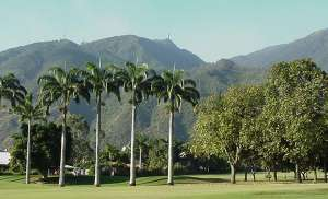 Golf - Caracas Country Club