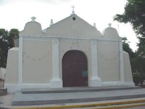 Iglesia de San Juan Bautista (Choroní)