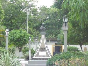 Plaza Bolívar (Choroní)