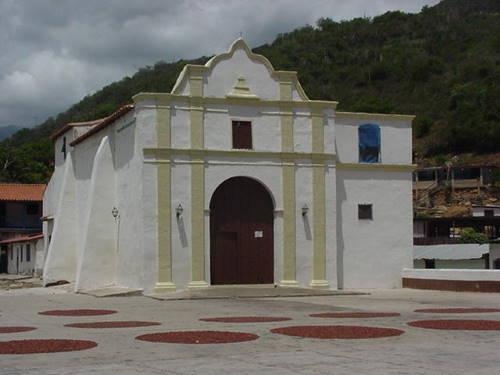 Iglesia de Chuao