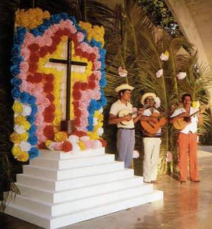 La Cruz de Mayo  Venezuela Tuya