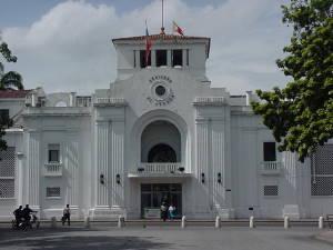 Gobernación del estado Aragua en Maracay
