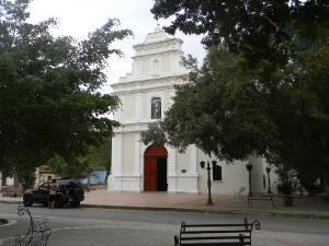 Iglesia San Sebastián Ocumare de la Costa