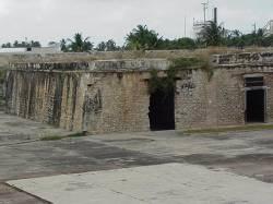 Patio del Castillo de San Felipe