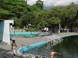 Lugares turísticos en los Estados de Venezuela. Dospiscinas