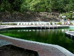 Aguas termales Las Trincheras