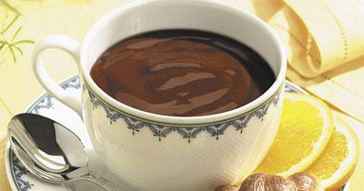 Chocolate Caliente Espeso Y Cremoso Venezuela Tuya