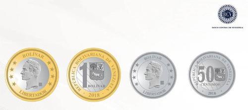 Resultado de imagen para bolivar soberano moneda