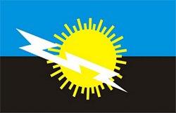 Bandera Del Estado Zulia