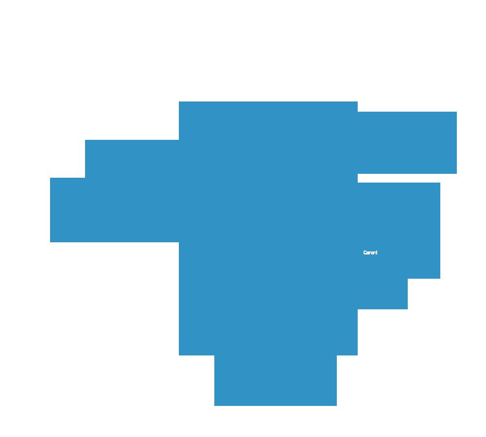 Mapa Rios De Venezuela