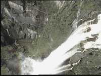 The Angel Falls from the top