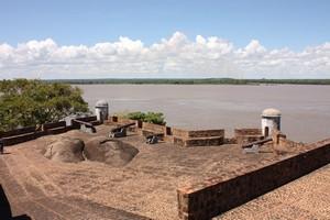 La terraza del Castillo