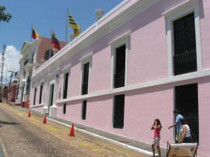 Casa congreso Angostura