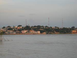 Ciudad Bolivar desde Soledad