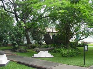 Jardines Casa de San Isidro