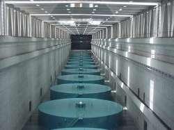 Sala de Generadores del Guri