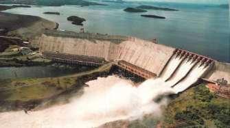 Resultado de imagen para represa del guri