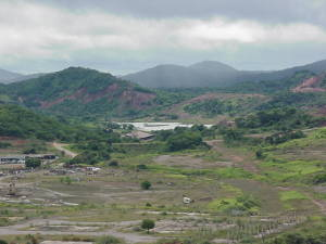 Futuro parque nacional Necuima