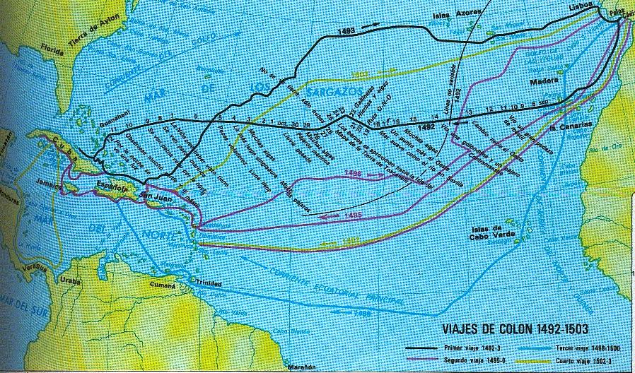 El 12 de Octubre de 1492  Venezuela Tuya