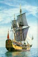 Barco de Cristóbal Colón