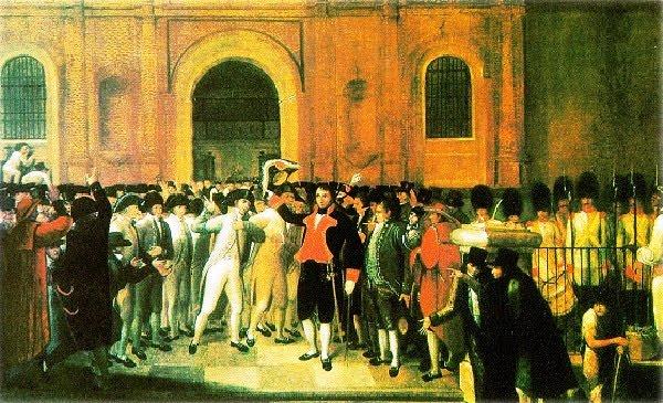 19 De Abril De 1810 Venezuela Tuya