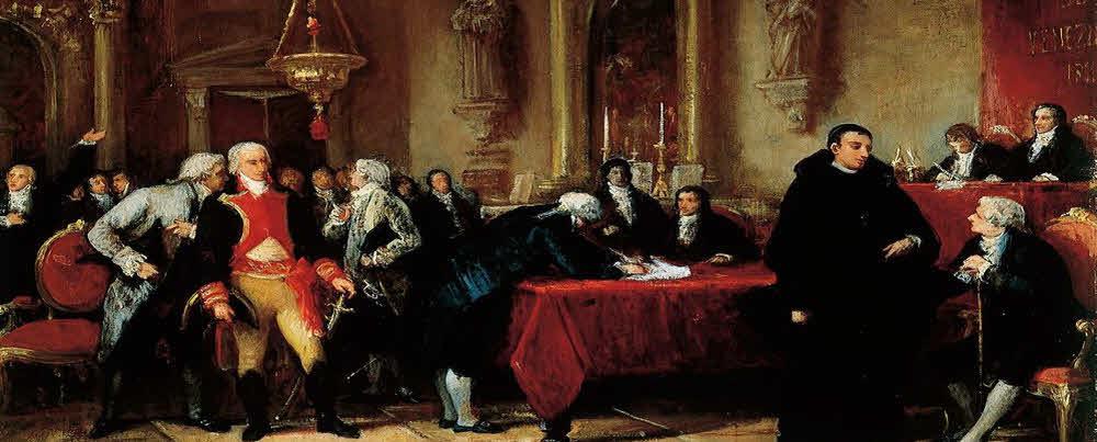 5 de Julio de 1811 Declaracin de la independencia de Venezuela