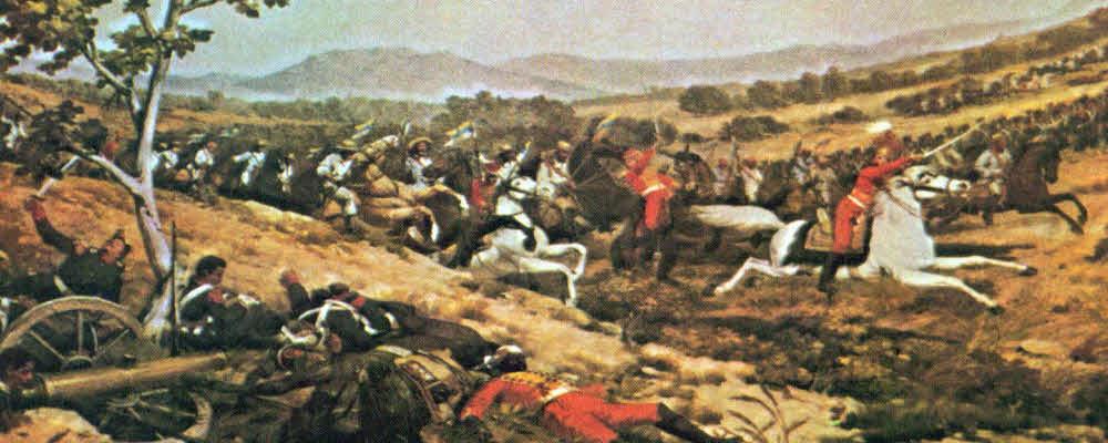 Resultado de imagen para batalla de carabobo 1821