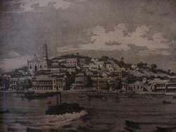 Angostura y el río Orinoco