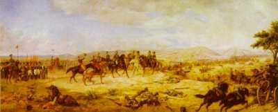 Batalla de Ayacucho - Martín Tovar y Tovar
