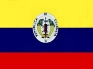 Bandera de la República Colombia