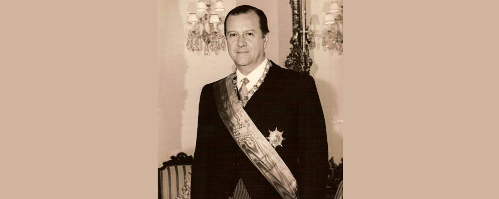 Rafael Caldera - Venezuela Tuya